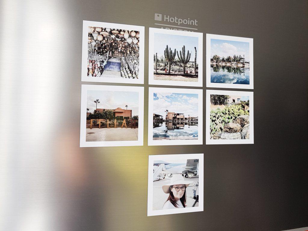 Mes Photos de vacances en magnet de chez Popcarte concours - Bienvenue chez vero
