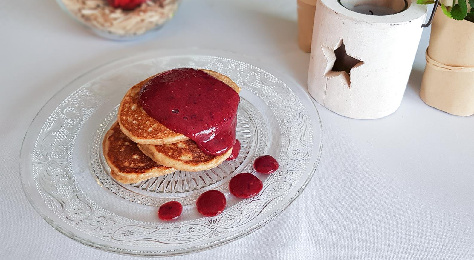 Comment réaliser de délicieux pancakes healthy à IG Bas ?