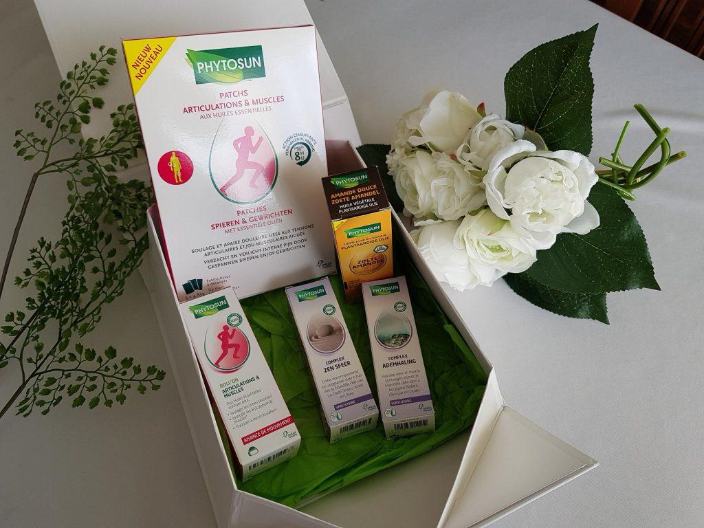 Le secret des huiles essentielles avec Phytosun - Les produits de la box
