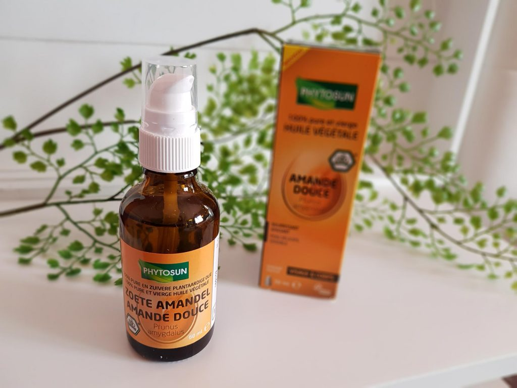 Le secret des huiles essentielles avec Phytosun - Bienvenue chez vero - Huile d'amande