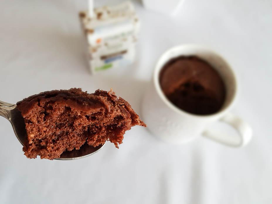Mug-cake Choco-coco IG Bas - Bienvenue chez Vero