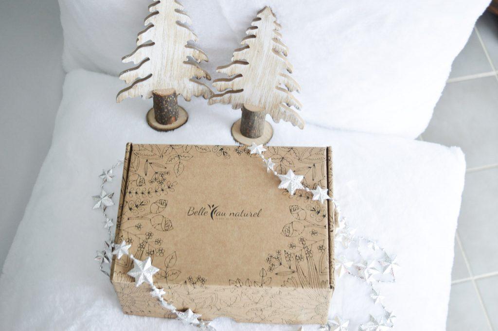 Box de janvier - Belle au Naturel - Douceur Hivernale - Bienvenue chez vero
