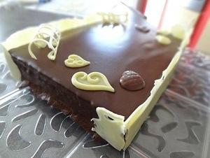 Entremet au chocolat – Caprice