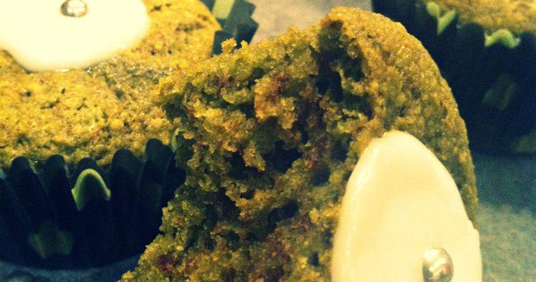 Cupcakes au thé vert Matcha