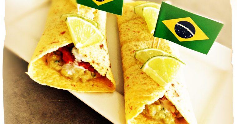 Burger Fajita – Brésil
