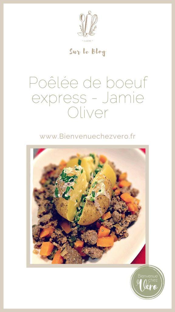 POÊLÉE DE BOEUF EXPRESS – JAMIE OLIVER