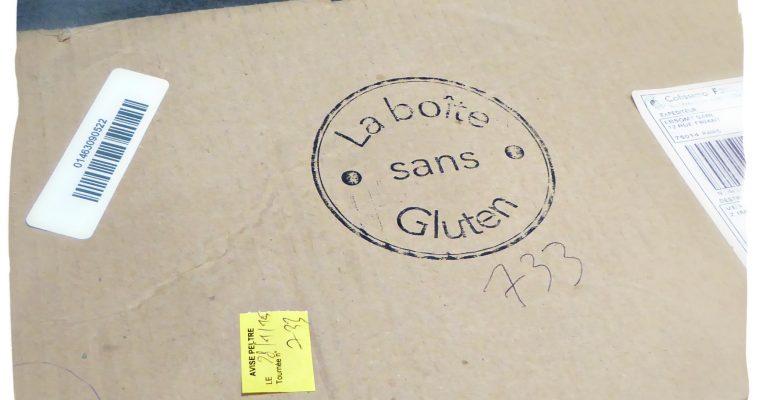 La boite sans gluten : la box des intolérents