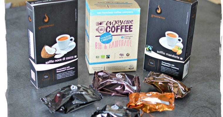 Gourmesso – l'alternative de qualité aux capsules Nespresso® 30% moins chères