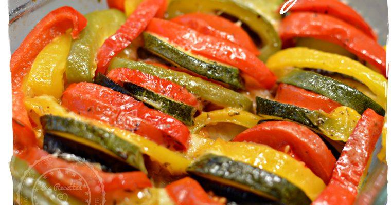 Tian de légumes à l'Omnicuiseur
