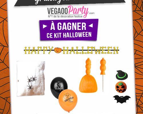 Résultat du Concours Halloween avec Vegaooparty