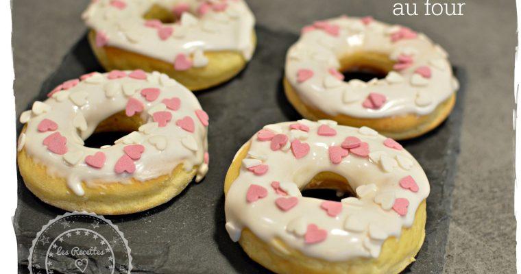Comment faire des donuts au four