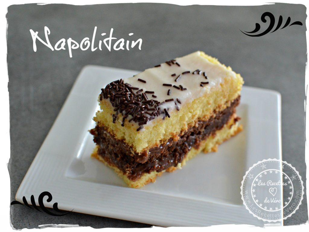 Napolitain fait-maison