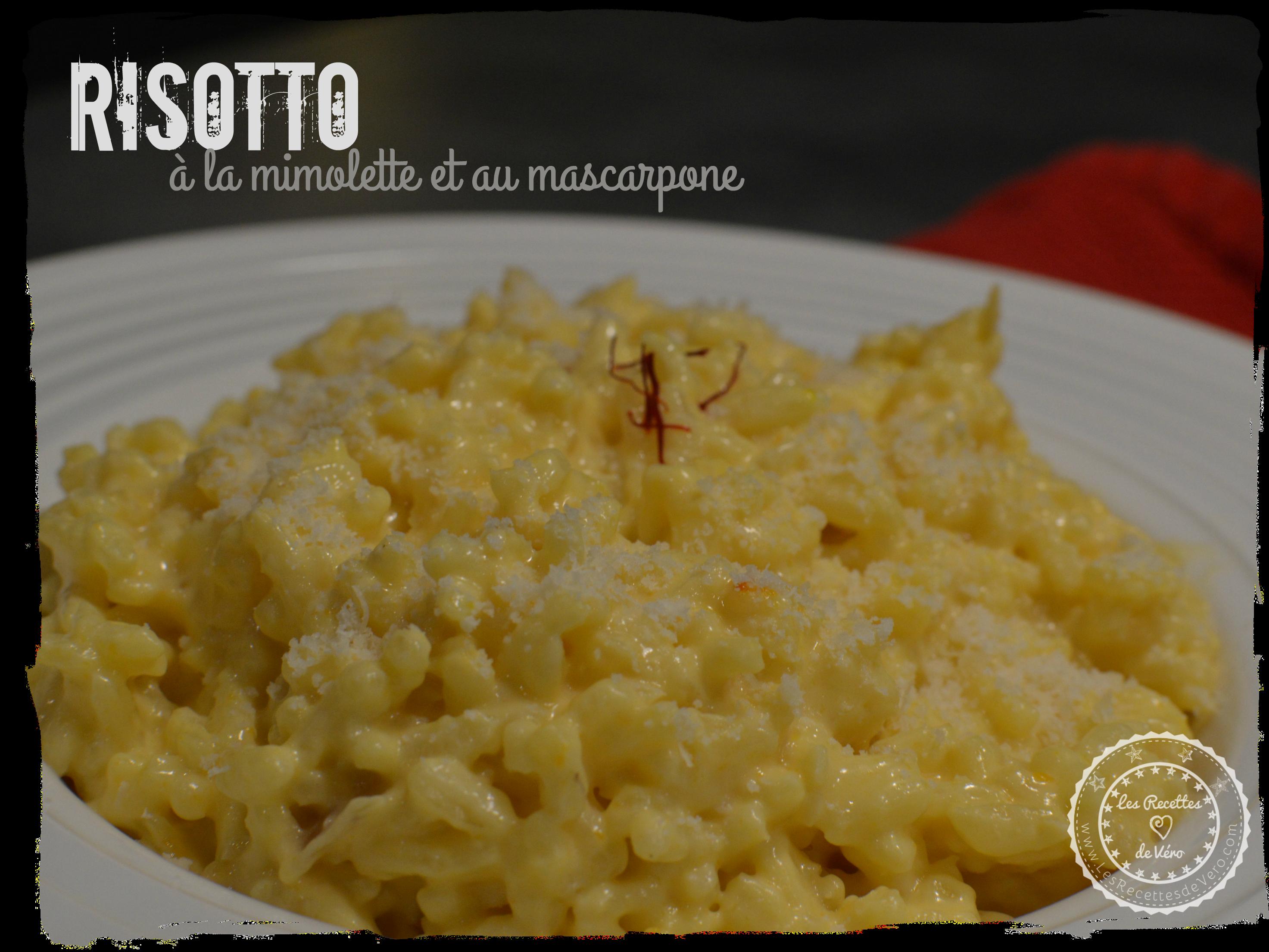 DSC_3199 risotto à la mimolette et au mascarpone