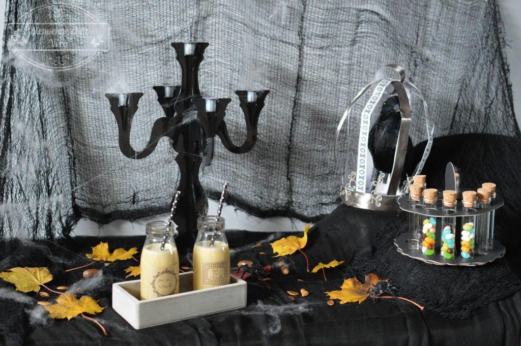 Decoration Halloween - Thème Harry Potter