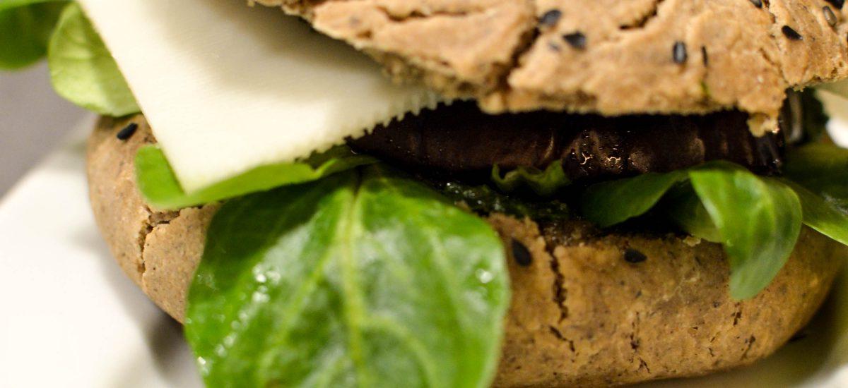 BIENVENUE CHEZ VERO - burger végétarien sans gluten