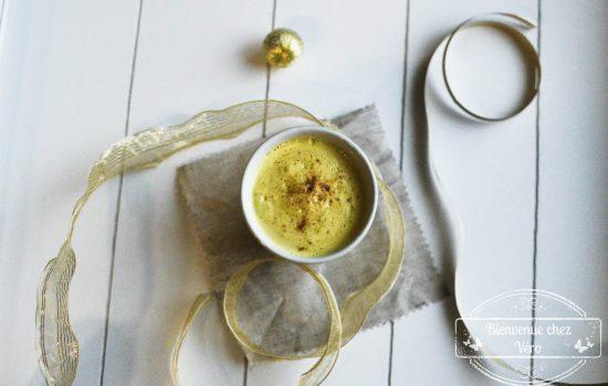 La recette du lait d'or – la boisson aux multiples vertus