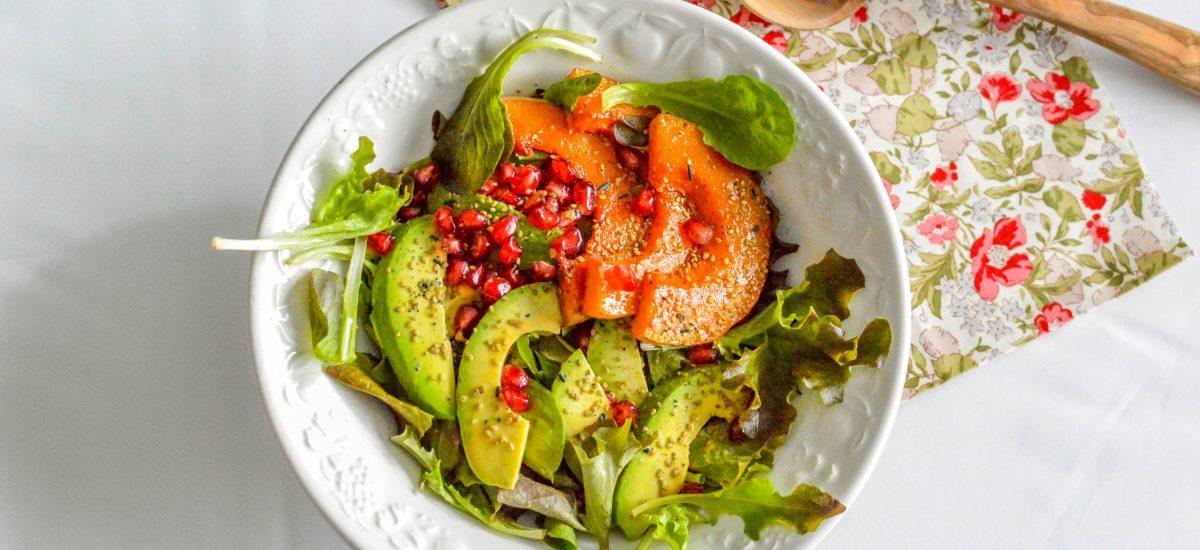 BIENVENUE CHEZ VERO - Salade d'Automne vitaminée