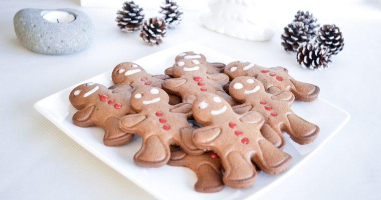 Bonhommes de Noël aux épices