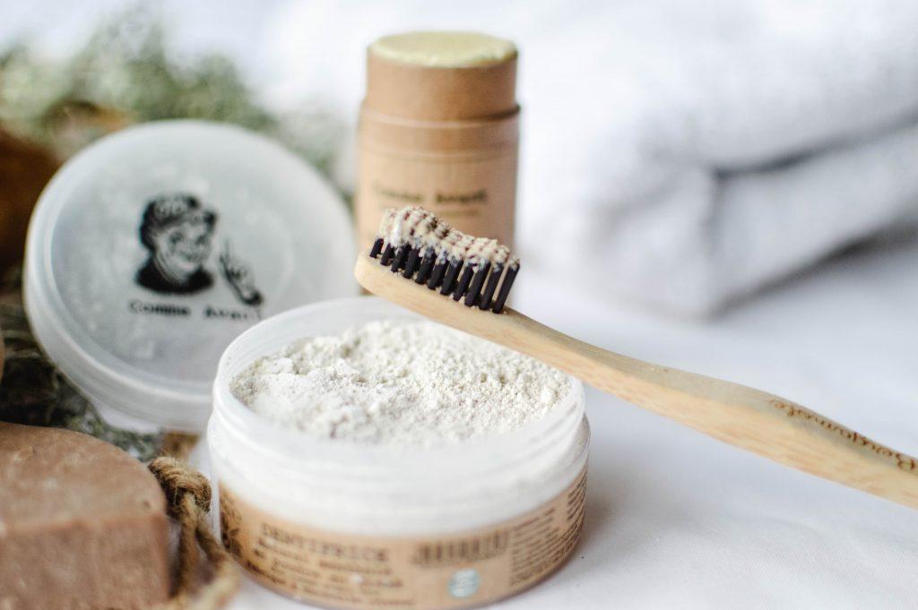 Dentifrice en poudre naturel, artisanal et bio