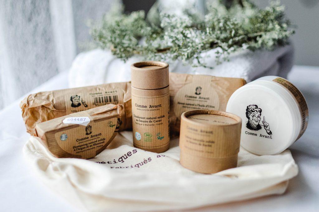Comme Avant : des produits cosmétiques bio naturels et artisanaux fabriqués en famille à Marseille