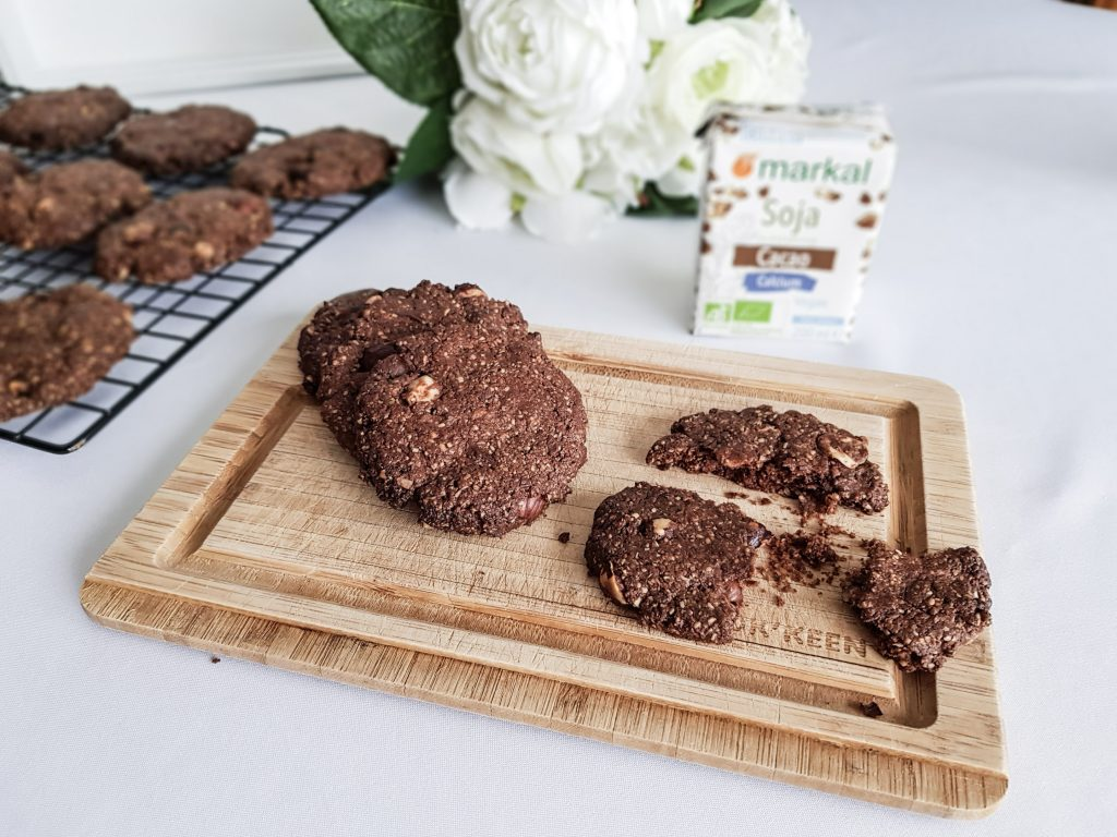 Cookies vegan super sages - IG bas - Bienvenue chez vero