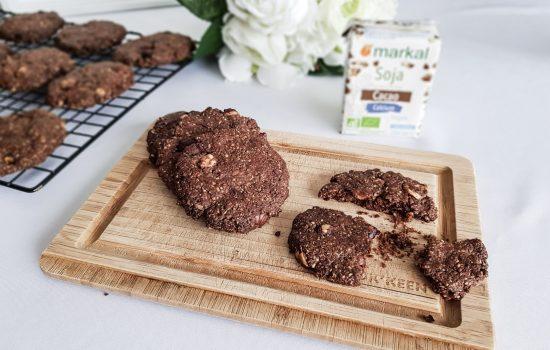 Les cookies «super sages» de Marie Chioca – IG Bas et vegan