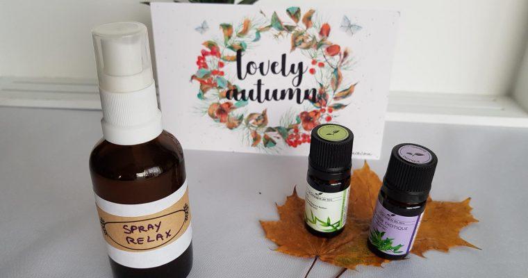DIY – Comment réaliser son propre spray relax aux huiles essentielles ?