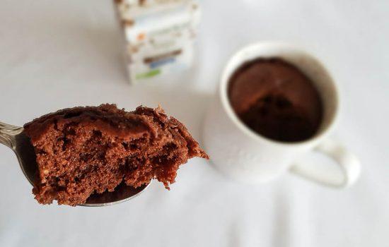 Mugcake Choco-coco à IG Bas
