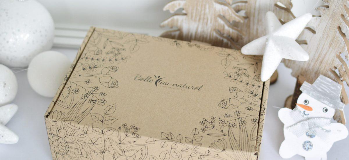 Place à la Féerie de Noël avec la box bio Belle au naturel (+code promo et concours)