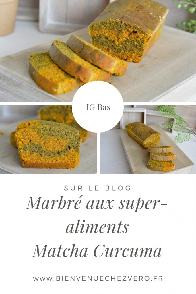 Pin it le cake aux super-aliments
