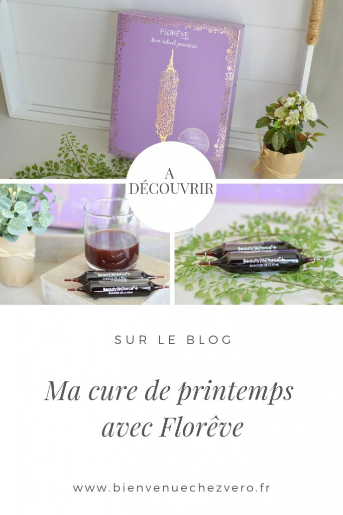Cure de printemps Florarêve - Bienvenue chez vero