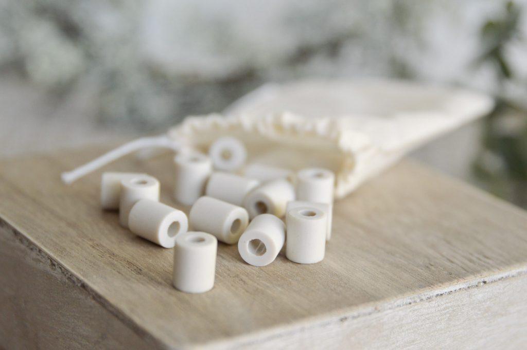 3 Astuces Zéro Déchet -Les perles de Céramique - Bienvenue chez vero