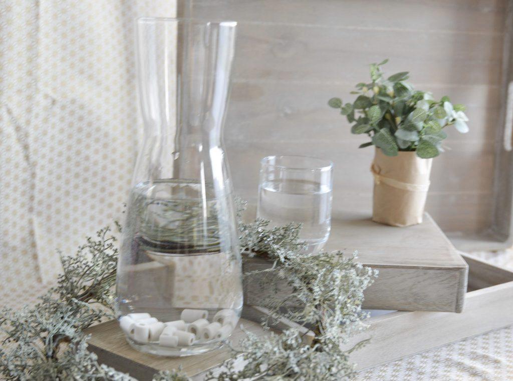 3 Astuces Zéro Déchet -carafe d'eau du robinet purifié Bienvenue chez vero (7)