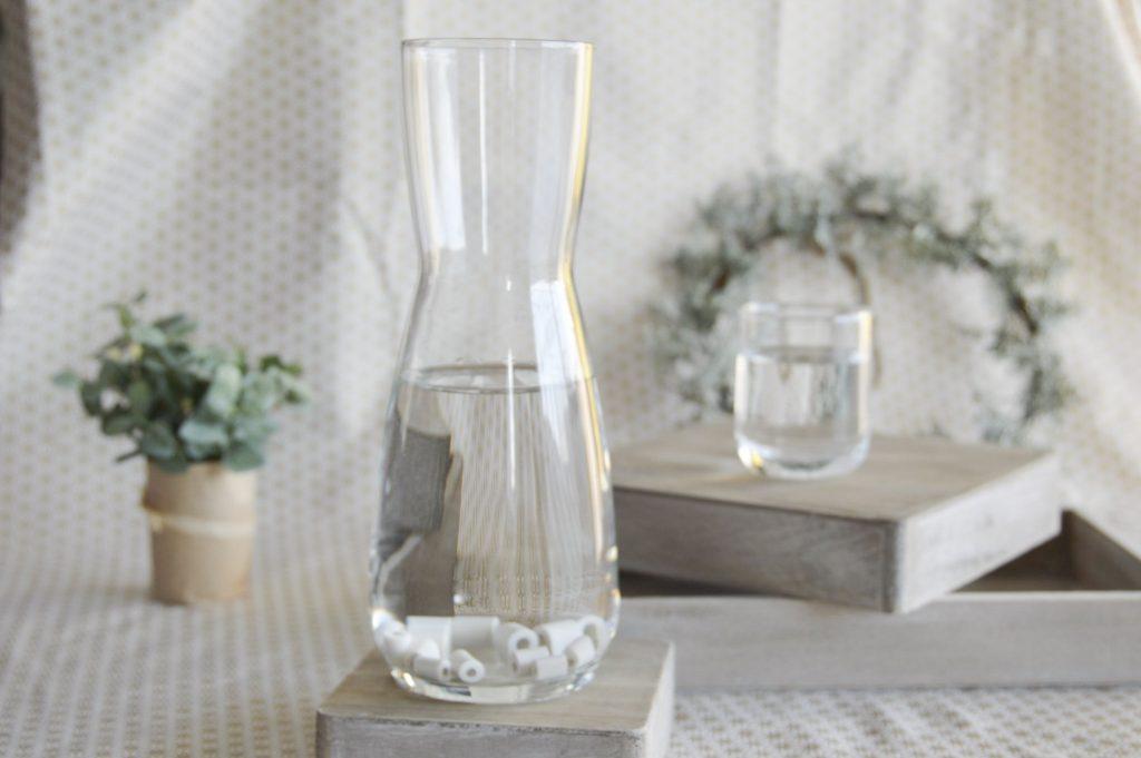 3 Astuces Zéro Déchet - l'eau du robinet purifiée -Bienvenue chez vero (4)