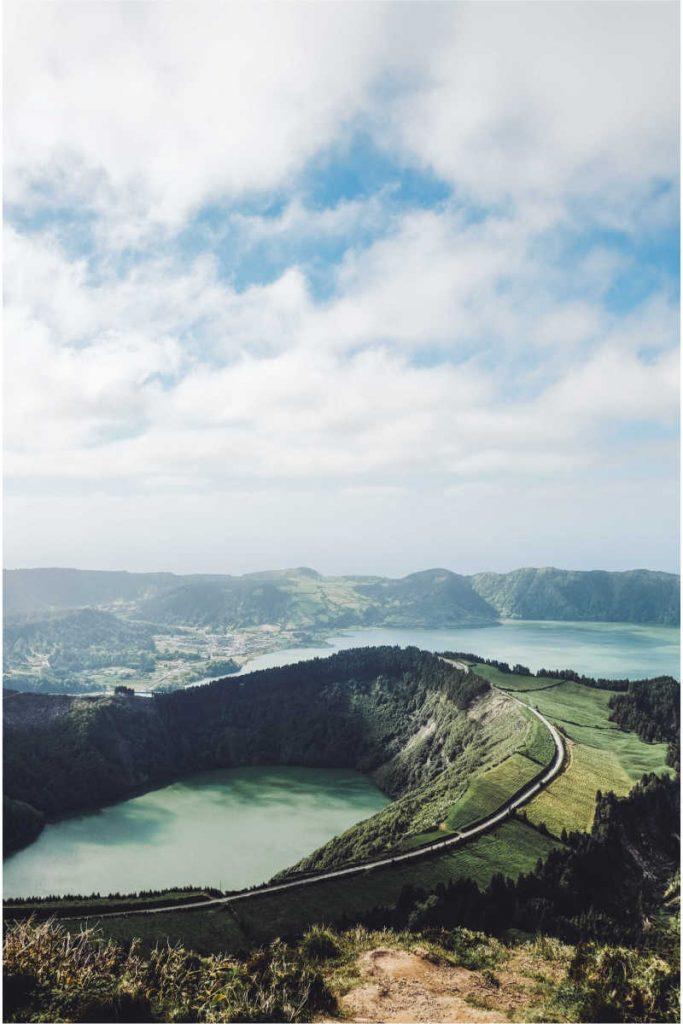 les açores au portugal destination vacances