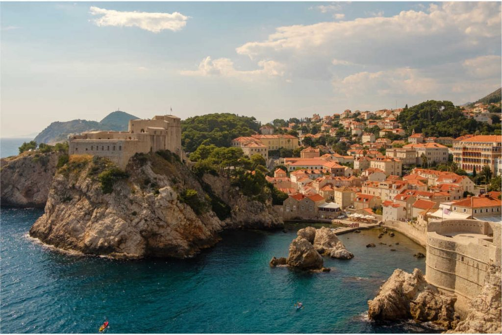 croatie : destinations vacances