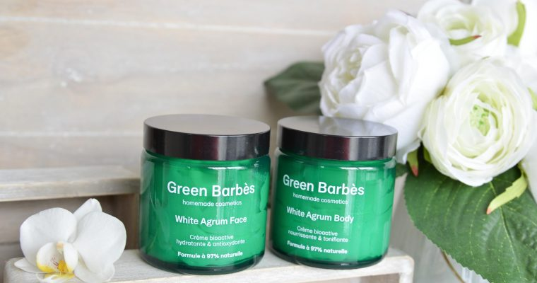 Green Barbès où comment fabriquer ses crèmes soi-même