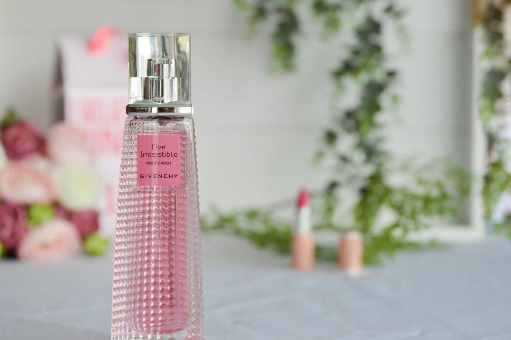 Live irrésistible, le nouveau parfum de Givency