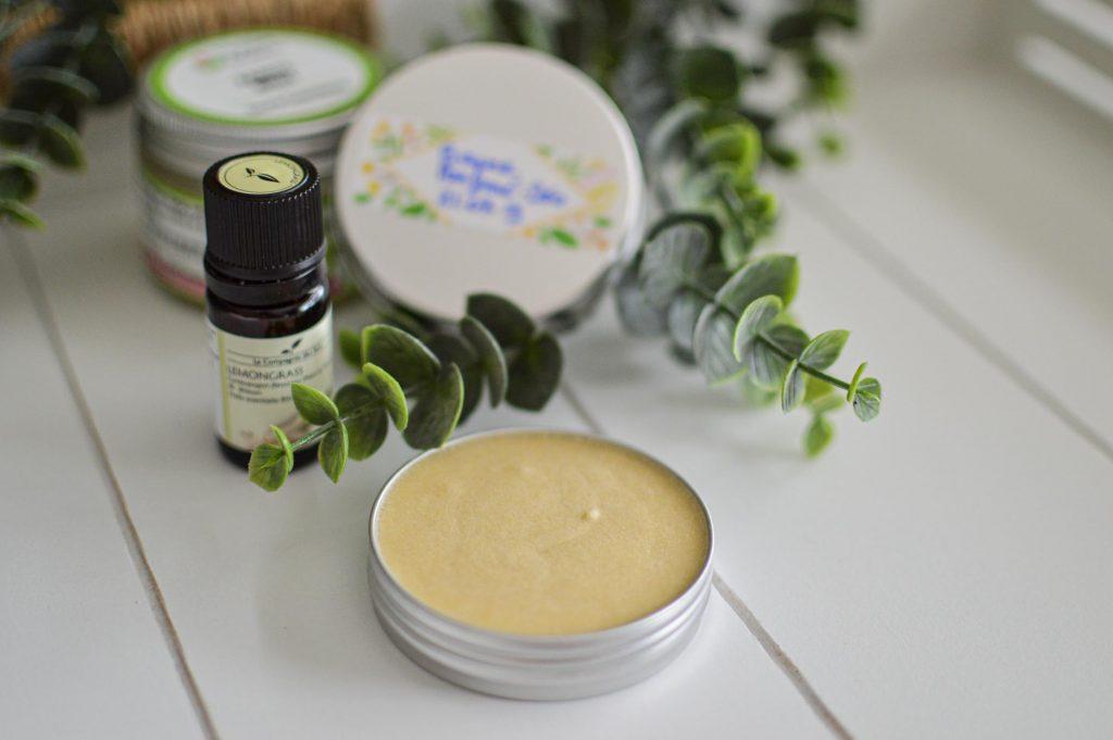 Comment créer son baume parfumé déodorant - Bienvenue chez vero