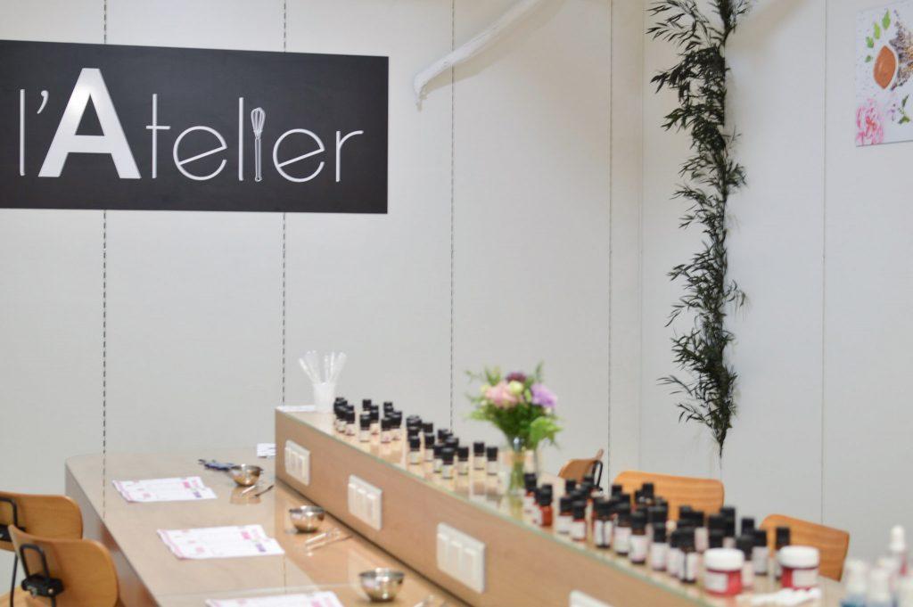 Nouveau à Metz - Une boutique Aroma Zone - Atelier pour faire ses cosmétiques - Bienvenue chez Véro (19)
