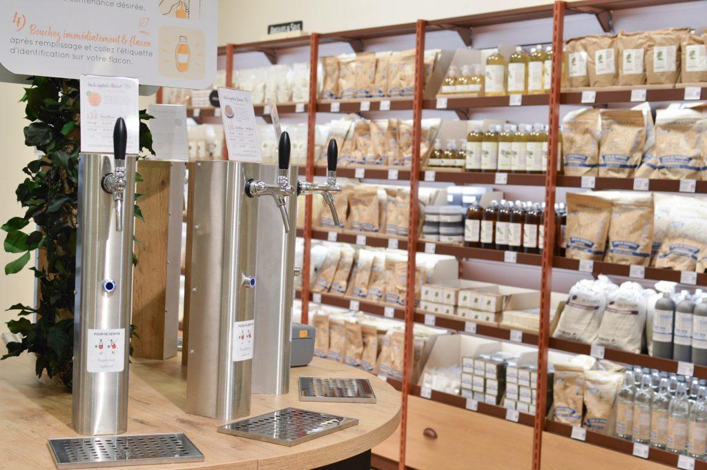 Nouveau à Metz - Une boutique Aroma Zone - Bar à huiles végétales Bienvenue chez Véro (8)