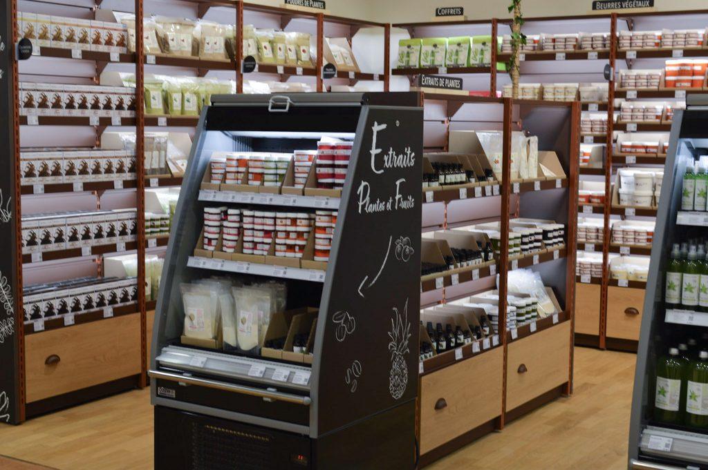Nouveau à Metz - Une boutique Aroma Zone - - Extraits plantes et fruits - Bienvenue chez Véro (6)