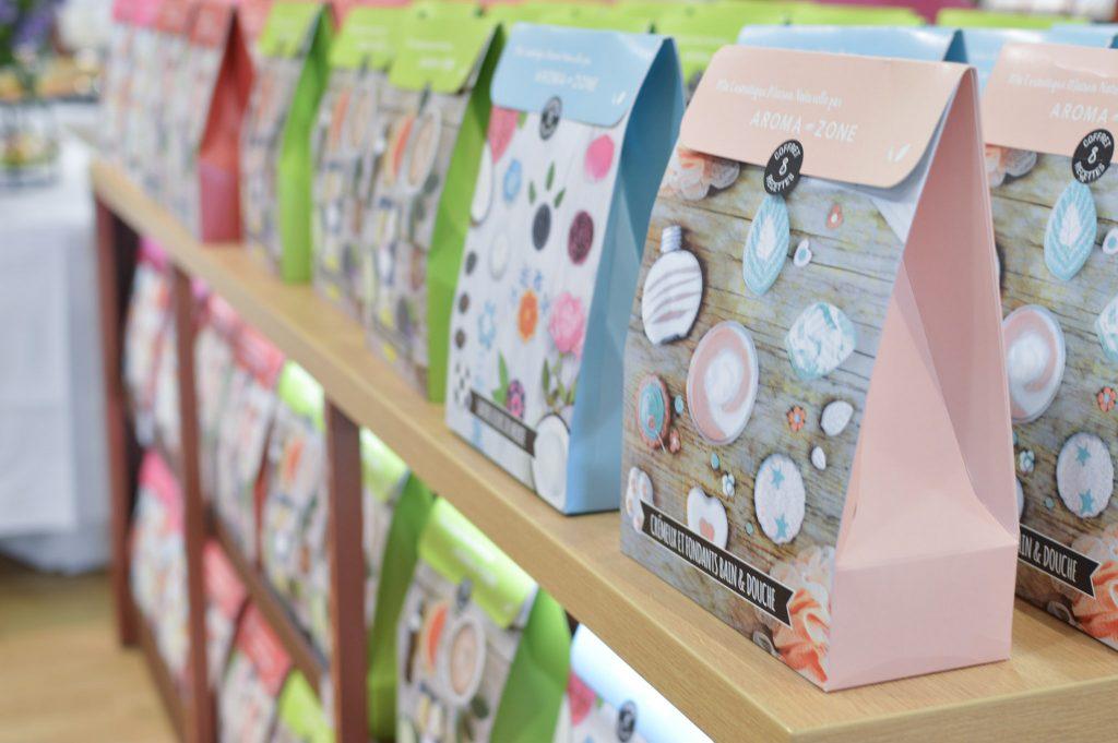 Nouveau à Metz - Une boutique Aroma Zone - Kits - Bienvenue chez Véro