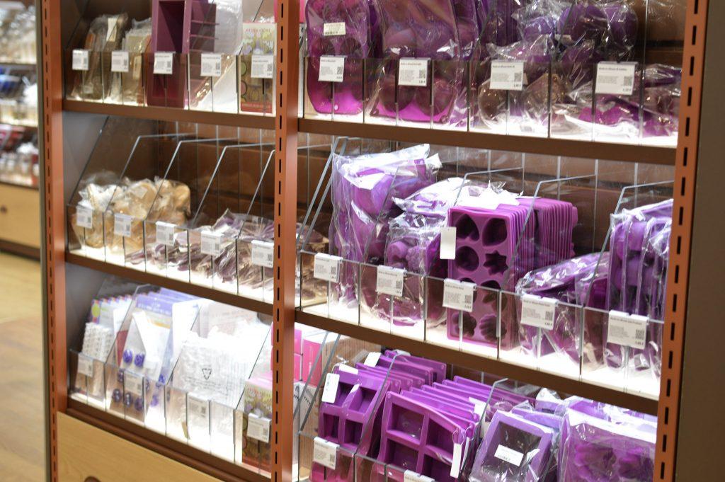 Nouveau à Metz - Une boutique Aroma Zone - Les contenants - Bienvenue chez Véro