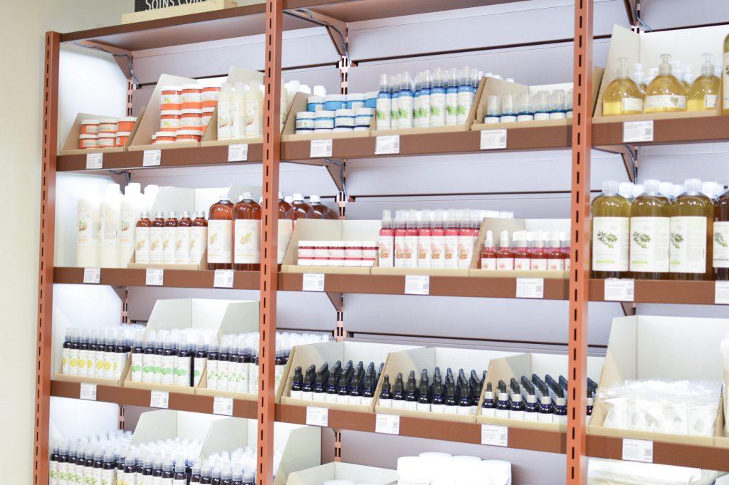 Nouveau à Metz - Une boutique Aroma Zone - Rayon - Bienvenue chez Véro (14)