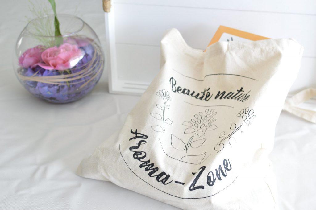 Nouveau à Metz - Une boutique Aroma Zone - Tote bag avec cadeaux - Bienvenue chez Véro (22)