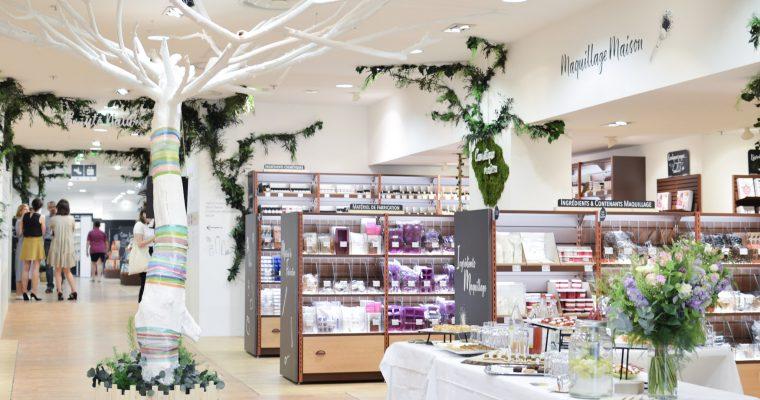 Une nouvelle boutique à Metz – Aroma-zone