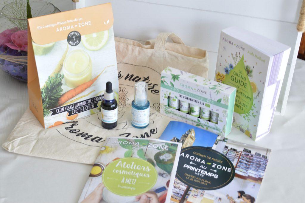 Nouveau à Metz - Une boutique Aroma Zone - les cadeaux - Bienvenue chez Véro (23)
