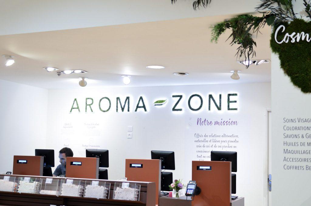 Nouveau à Metz - Une boutique Aroma Zone - les caisses - Bienvenue chez Véro (15)