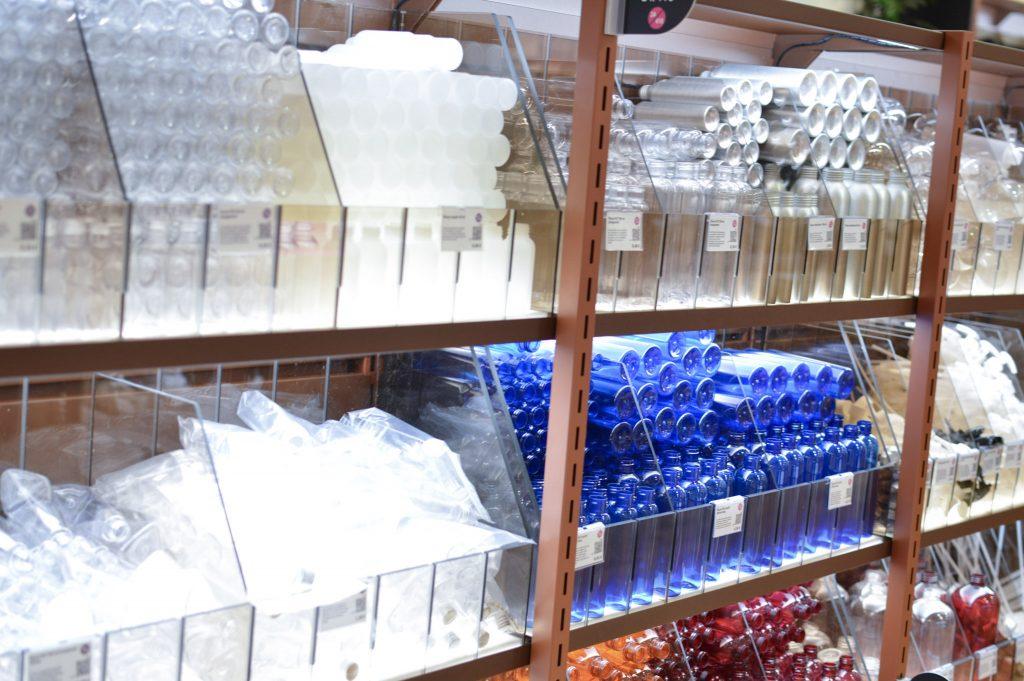 Nouveau à Metz - Une boutique Aroma Zone - les contenants - Bienvenue chez Véro (13)